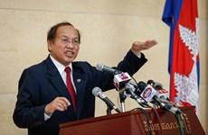柬埔寨政府采取果断行动 杜绝反对派救国党的违法行为