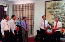越南承天顺化省与老挝沙湾拿吉省加强合作