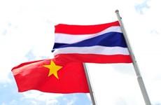 泰国前副总理兼外长陈裕财:越泰两国是好邻居和好朋友