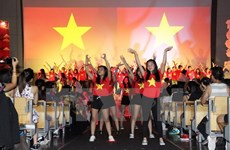 2016年第二次旅欧越南青年大学生节即将亮相法国