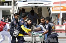泰国南方多处遭到一连串炸弹袭击致4人死亡、多人受伤