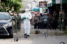 泰国连环爆炸案:泰国请求马来西亚提供援助