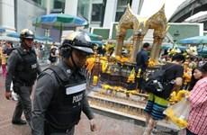 泰国警方在3个旅游景点发现未引爆炸弹
