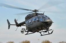 泰国确认失联军用直升机上5人全部遇难