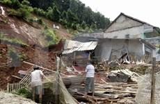 越南北部遭第3号台风袭击3人死亡