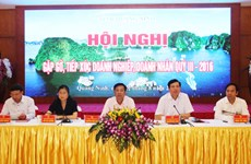 越南广宁省与企业并肩前行 为企业发展注入强劲动力