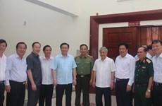 政府副总理王廷惠:落实好民族和宗教政策保障边境安全