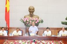 政府总理阮春福:环保需要贯穿发展过程