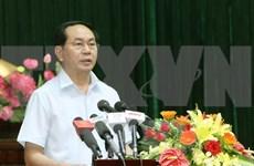 越南国家主席陈大光即将对文莱和新加坡进行国事访问