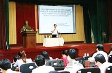 越南祖国阵线中央委员会主席阮善仁:以新型合作社作为农业结构调整的突破口