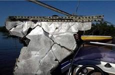 莫桑比克发现疑似马航失联飞机MH370残骸