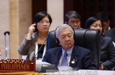 菲律宾:中国必须承认东海仲裁案的裁决