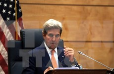 美国国务卿呼吁中国和菲律宾遵守东海仲裁案的裁决