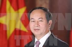 国家主席陈大光:在新要求下的建国卫国事业中充分发挥民族大团结力量