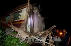 泰国南部发生爆炸造成1死3伤