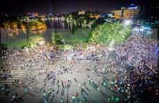 今年国庆假期河内市接待游客量达20.7万多人次