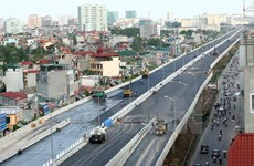 日本国际协力机构与河内市加强合作解决城市交通问题