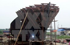 平定省增加向渔民移交7艘钢壳渔船