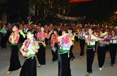 安沛省芒炉文化旅游周 精彩活动热闹登场