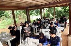 提高妇女在经济活动中的参与度