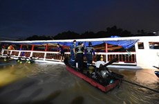 泰国沉船事故:已打捞起29具遇难者遗体