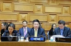 范平明副总理与阿根廷和意大利领导举行会晤并出席东盟外长非正式会议