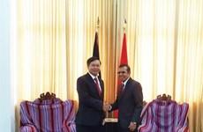 东帝汶希望学习借鉴越南促进国家发展经验