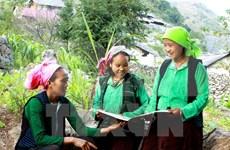 越南53个少数民族经济和社会发展情况调查报告出炉
