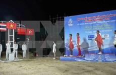 第5届亚洲沙滩运动会:越南继续名列榜首