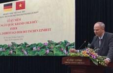 德国国庆日26周年友好见面会在越南举行