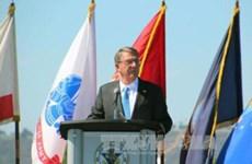 美国承诺同东盟携手共同应对地区安全挑战