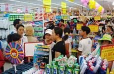 越南稳居世界最具吸引力的新兴零售市场30强