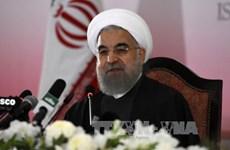 伊朗总统哈桑•鲁哈尼开始对越南进行国事访问