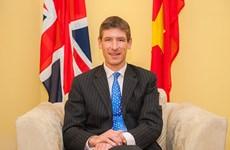 英国驻越大使:加强与越南投资与经贸合作是英国退欧之后的基本目标