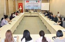 越南与墨西哥不断加强贸易合作