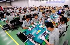 越韩双边贸易额不断增长