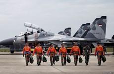 印度与印尼举行海上联合演习