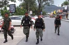 泰警加强曼谷安保工作 应对潜在爆炸袭击威胁