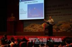 有关保障东海环境安全的国际研讨会:国际法必须得到尊重