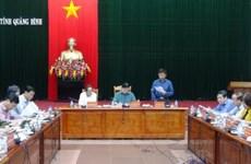 越南各地以最大决心主动应对7号台风