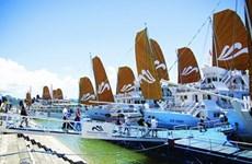 巡州国际客运港:下龙旅游业的新面貌