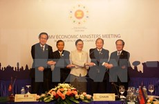 ACMECS 7、CLMV 8系列会议:加强湄公河地区的互联互通