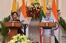 缅甸与印度加强诸多领域的合作