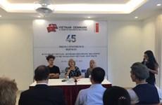 丹麦驻越南大使馆将举办多项文化活动庆祝越丹建交45周年