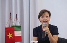越南与意大利签署各项贷款备忘录