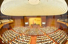 越南第十四届国会第二次会议发表第二号公报