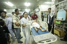 泰国南部发生炸弹袭击致多人伤亡