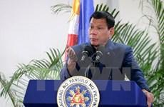 菲总统杜特尔特:除美国以外菲律宾并不打算结交任何其他军事盟友