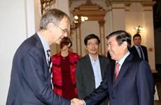 胡志明市与荷兰加大众多领域的合作力度