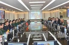 越马加强防务合作为推动两国战略伙伴关系添砖加瓦
